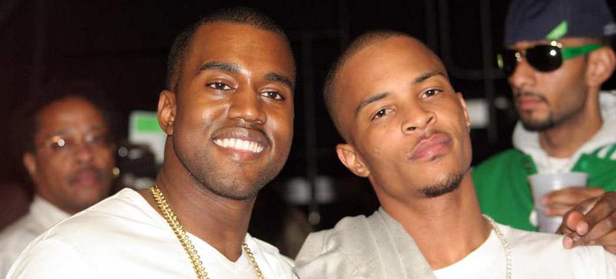Kanye West e T.I.