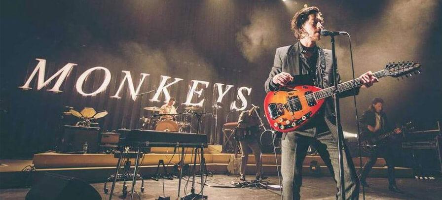 Arctic Monkeys em Londres
