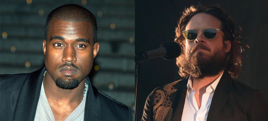 Kanye West e Father John Misty