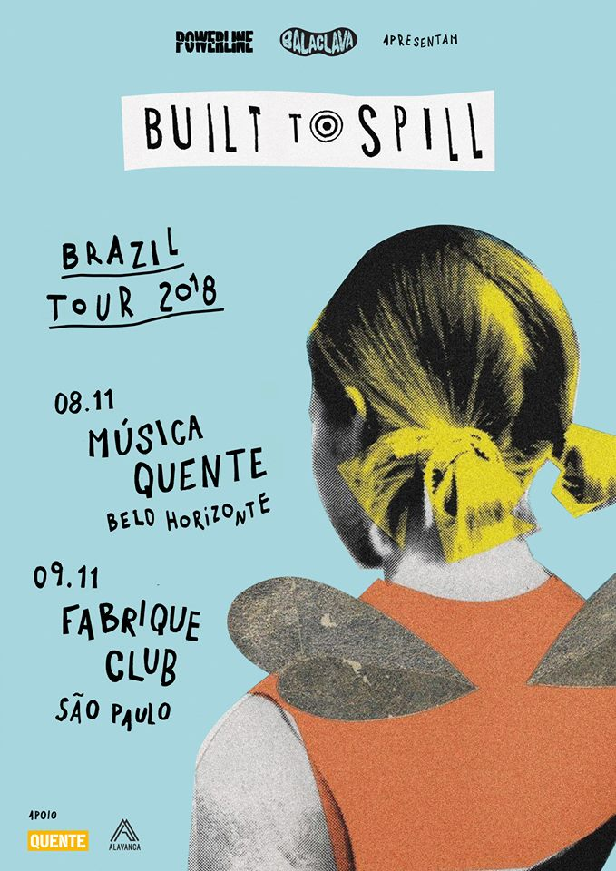 Built To Spill no Brasil
