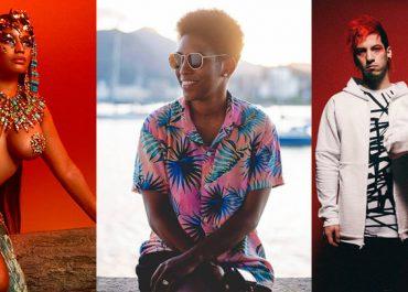 Nicki Minaj, Mahmundi e Twenty One Pilots