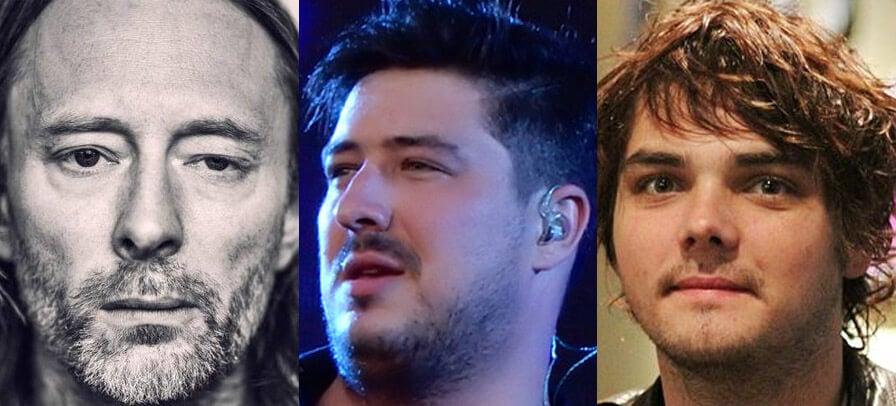 O Que Há de Novo? Veja os lançamentos de Thom Yorke, Mumford & Sons e Gerard Way