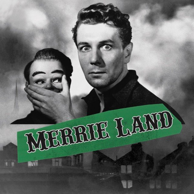 The Good The Bad and The Queen - Merrie Land