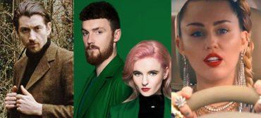 O Que Há de Novo? Veja os lançamentos de Arctic Monkeys, Clean Bandit e Miley Cyrus