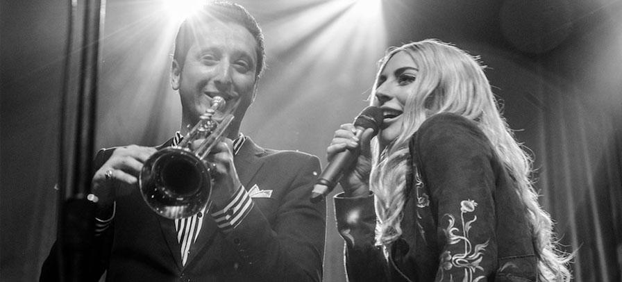 Lady Gaga e Brian Newman