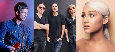O Que Há de Novo? Veja os lançamentos de Noel Gallagher, Muse e Ariana Grande