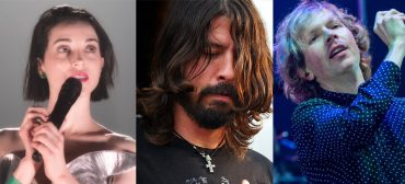 St Vincent, Dave Grohl e Beck