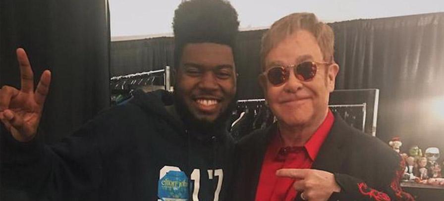 Elton John e Khalid