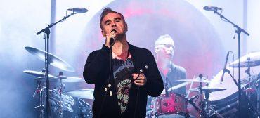 Morrissey em São Paulo 2018