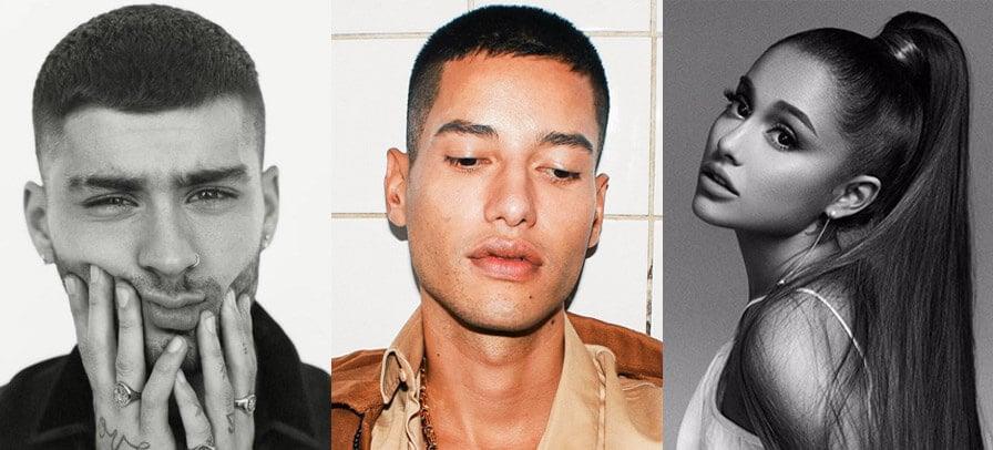 Zayn, Jaloo e Ariana Grande