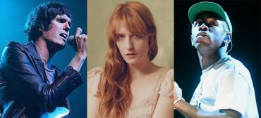 The Strokes, Florence & The Machine e Tyler, the Creator