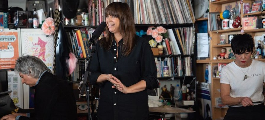 Cat Power no NPR Tiny Desk