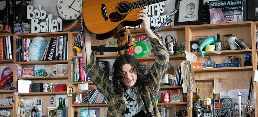Kurt Vile no Tiny Desk
