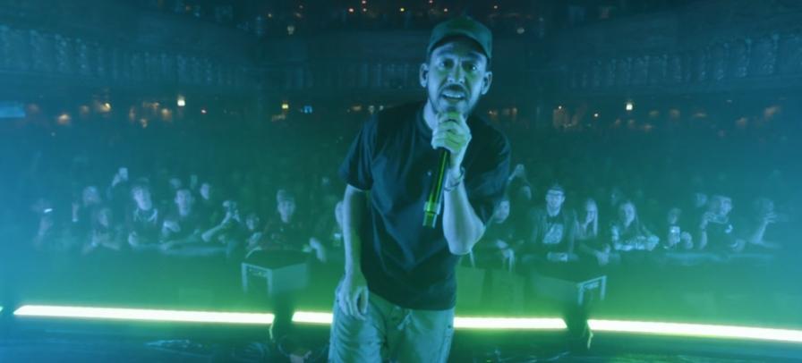 """Mike Shinoda clipe de """"I.O.U."""""""