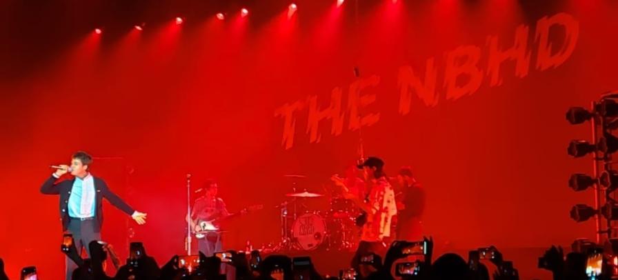 The Neighbourhood faz shows em São Paulo