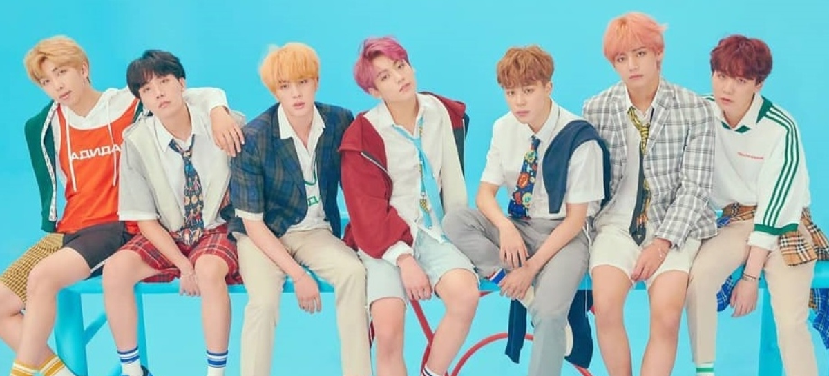 A onda K-pop: BTS