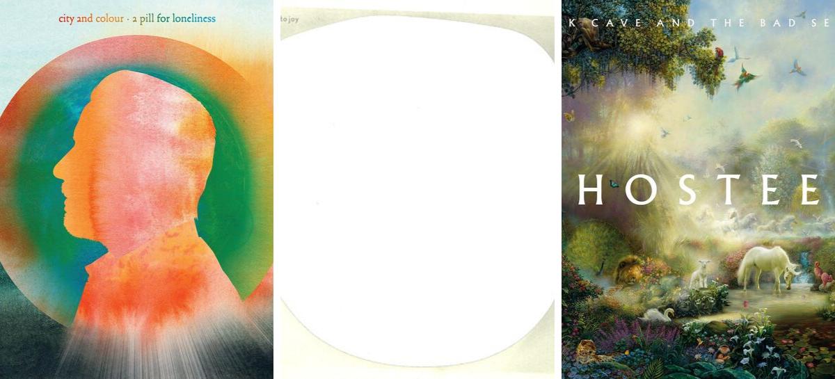 O Que Há De Novo - City And Colour, Wilco e Nick Cave