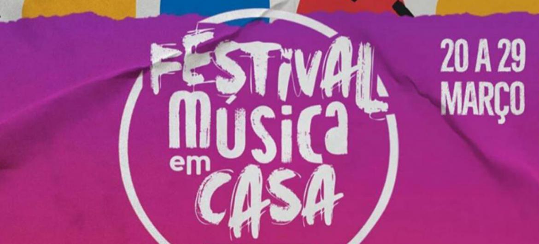Festival Música em Casa