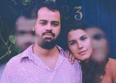 Fefel e Alejandra, do Carabobina