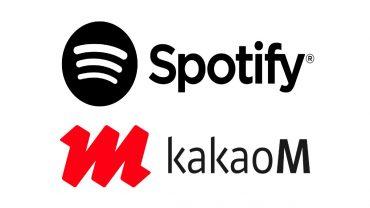 Spotify, Kakao M