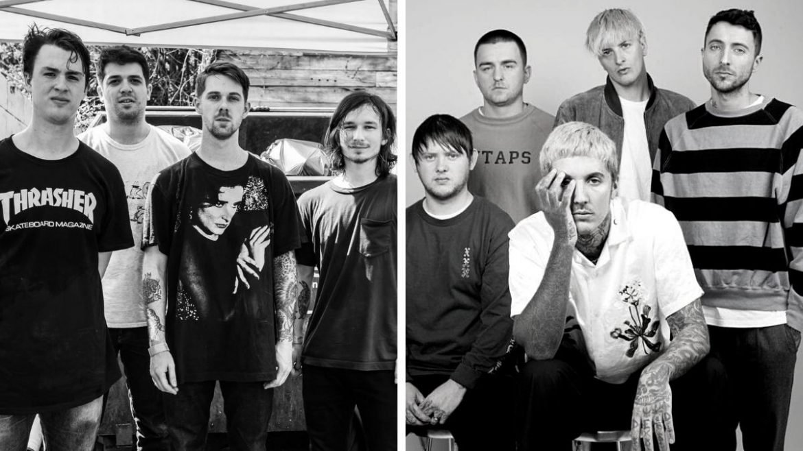 Title Fight e Bring Me The Horizon